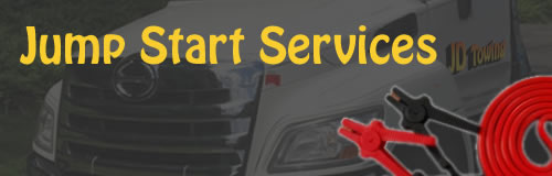 Jump start service in Carrollton