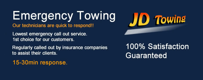 Affordable Towing in Carrollton